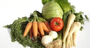 svježe povrće