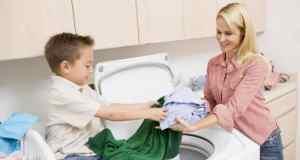 priprema robe za pranje