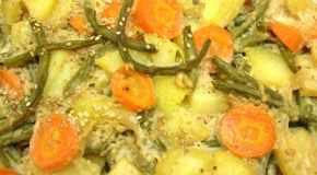 Zapečeno povrće