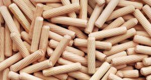 Drveni trnovi – primjena kod drvenih spojeva