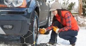 zimski uvjeti na cesti