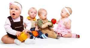 u društvu malih beba