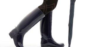 žena u gumenim čizmama