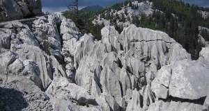 Surove stijene Velebita