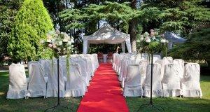 vjenčanje u vrtu