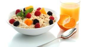 žitarice i voće