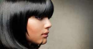 djevojka crne kose