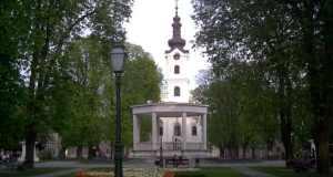 park u bjelovaru