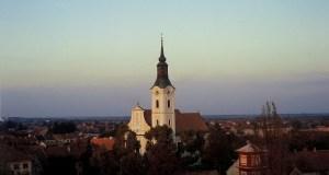 pogled na crkvu