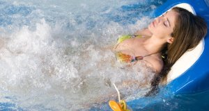 terapija u bazenu s morskom vodom