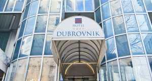 Hotel Dubrovnik ****, Zagreb