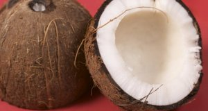 kokos na slici