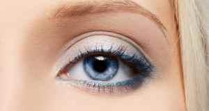 plavi tuš za oči