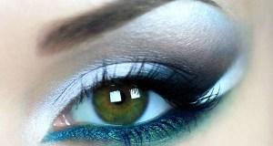 plava maskara