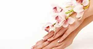 nježne ruke