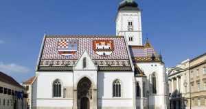 Crkva svetog Marka, simbol grada Zagreba
