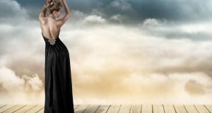 haljina otvorenih leđa