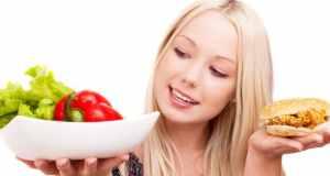 zdrava i nezdrava hrana