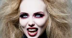 make up za halloween