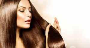 smeđa boja kose