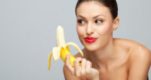 banana kao obrok