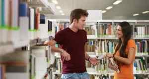razgovor u knjižnici