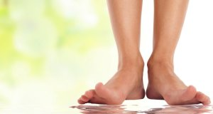 njegovana stopala