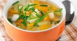 juha s povrćem