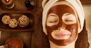 Maska za lice od čokolade