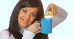 čaj s limunom