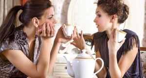 djevojke na kavi
