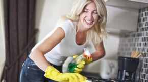 Savjeti za čišćenje kuhinje