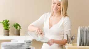 Upotreba deterdženta za pranje suđa