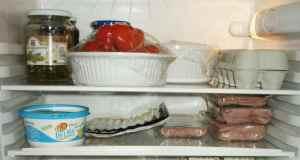 Raspored namirnica u hladnjaku