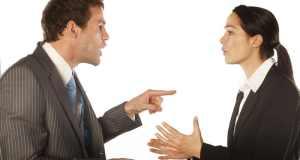 Neslaganje sa šefom