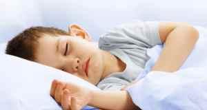 spavanje dijete