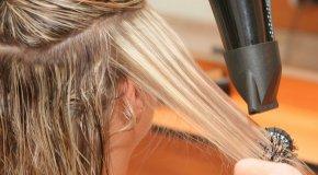 Feniranje tanke kose