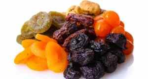 sušeno voće