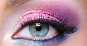 savršeno našminkano oko