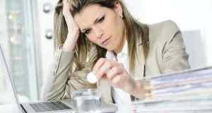 žena na radnom mjestu