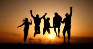 sretni ljudi