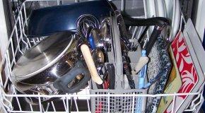 Što se ne smije prati u perilici posuđa