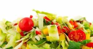 salata od povrća