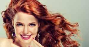 crvena boja kose