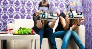 djevojke koje čiitaju