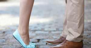 noge muškarca i žene