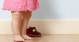 djetetovi prvi koraci