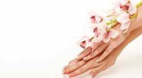 Kako njegovati suhe ruke