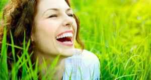 sretna žena