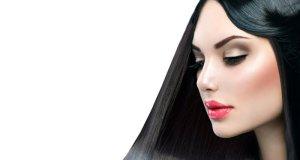make up za crnu boju kose